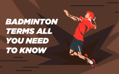 Badminton Terms: All you need to know