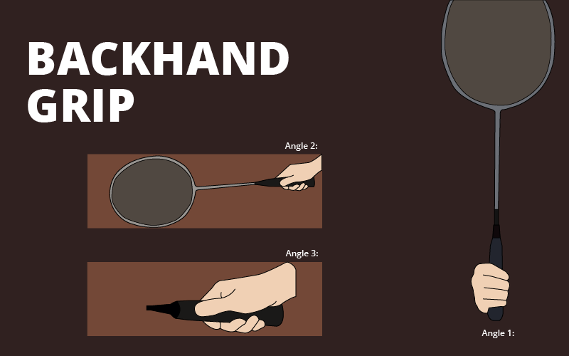 Backhand Grip