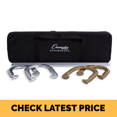 Champion Sports Horseshoe Set Review