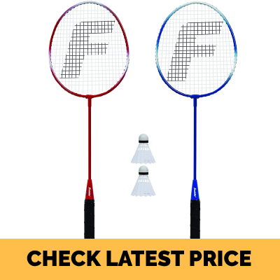 Franklin Sports 2 Player Badminton racket Review