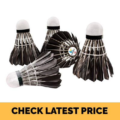 KEVENZ 24-Pack Goose Feather Badminton Shuttlecocks Review