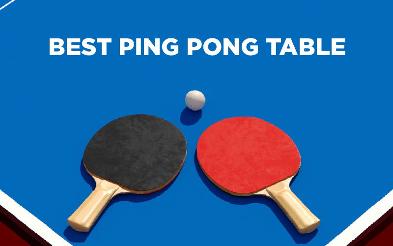 best ping pong table review