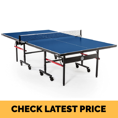 STIGA competition-ready pre-assembled indoor ping pong table (Best Choice) Review