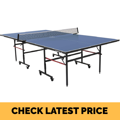 STIGA Advantage Lite Recreational Indoor Table Tennis Table Review