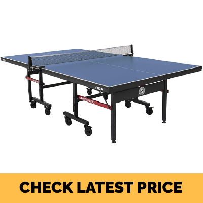 STIGA Advantage Pro Tournament-Quality Indoor Table Tennis Table Review