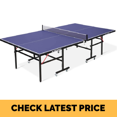 MaxKare Ping Pong Table Table Review