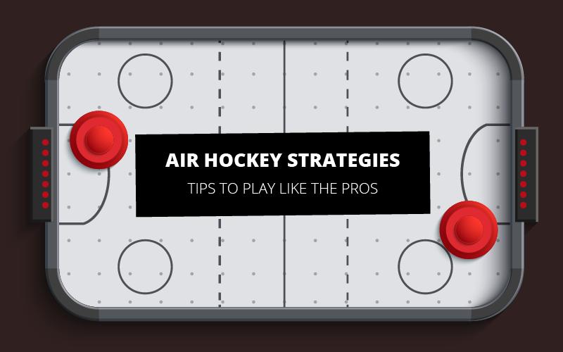 air hockey strategies