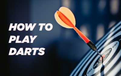 Ultimate Guide On Playing Dart For Beginners – IndoorActions